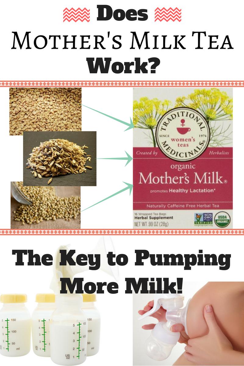 Does Mothers Milk Tea Work  Mothers Milk Tea -3191