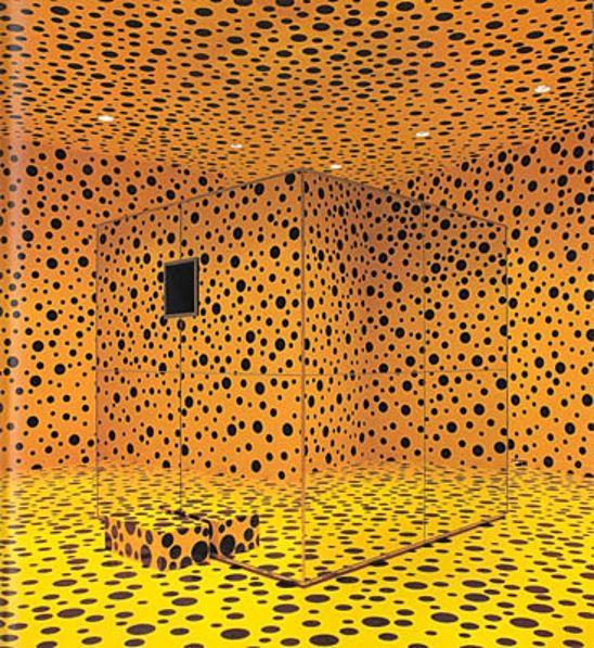 Yayoi Kusama  Mirror Room  Pumpkin   1991  mirrors  wood  papier. Peligroso Pop Yayoi Kusama    Pumpkins  Pop art and Museums