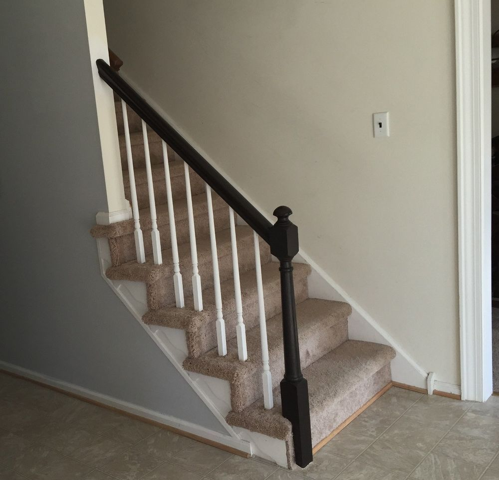 Stairs, Stair Railing, Home Renovation