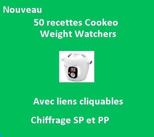 Cookeo Connect 150 Recettes: Épinglé Sur WW