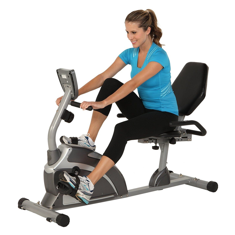 Best Recumbent Exercise Bike Recumbent Bike Workout Best Exercise Bike Biking Workout