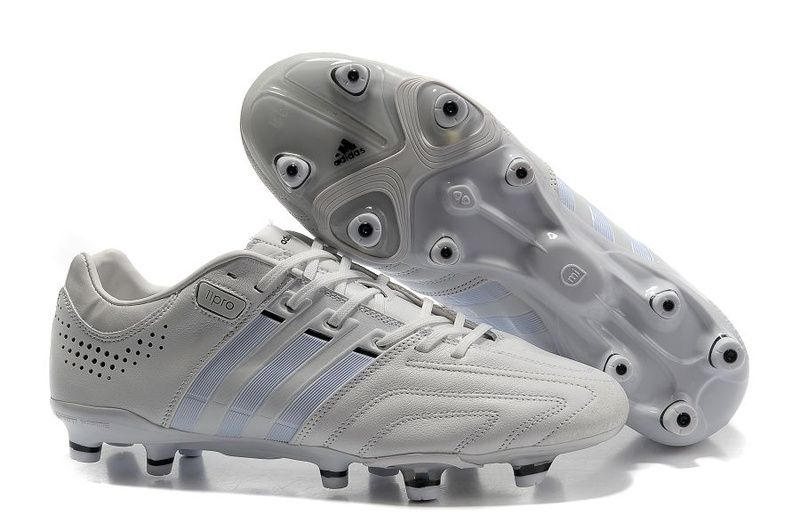 aa7744fcf ... italy adidas adipure v 11pro trx fg micoach compatible soccer shoes  white light blue a69f4 5041a