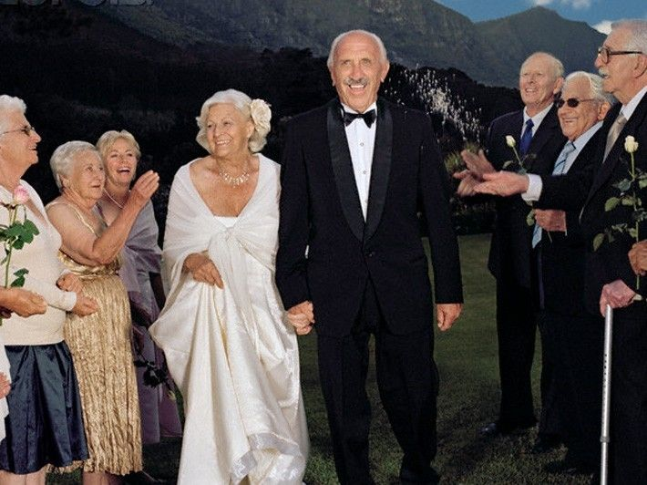 Second Wedding Vows For The Mature Couple