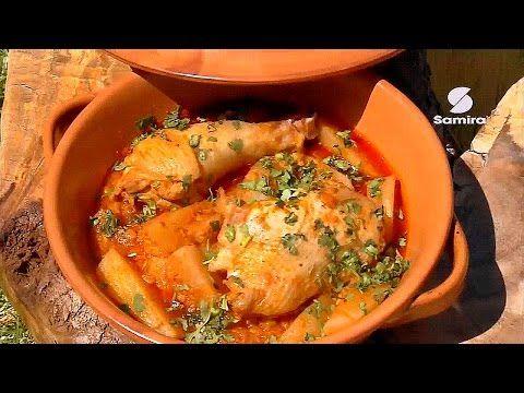 samira tv chtitha djedj poulet recette facile la cuisine alg rienne 2015. Black Bedroom Furniture Sets. Home Design Ideas