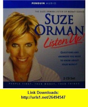 Listen to suze orman