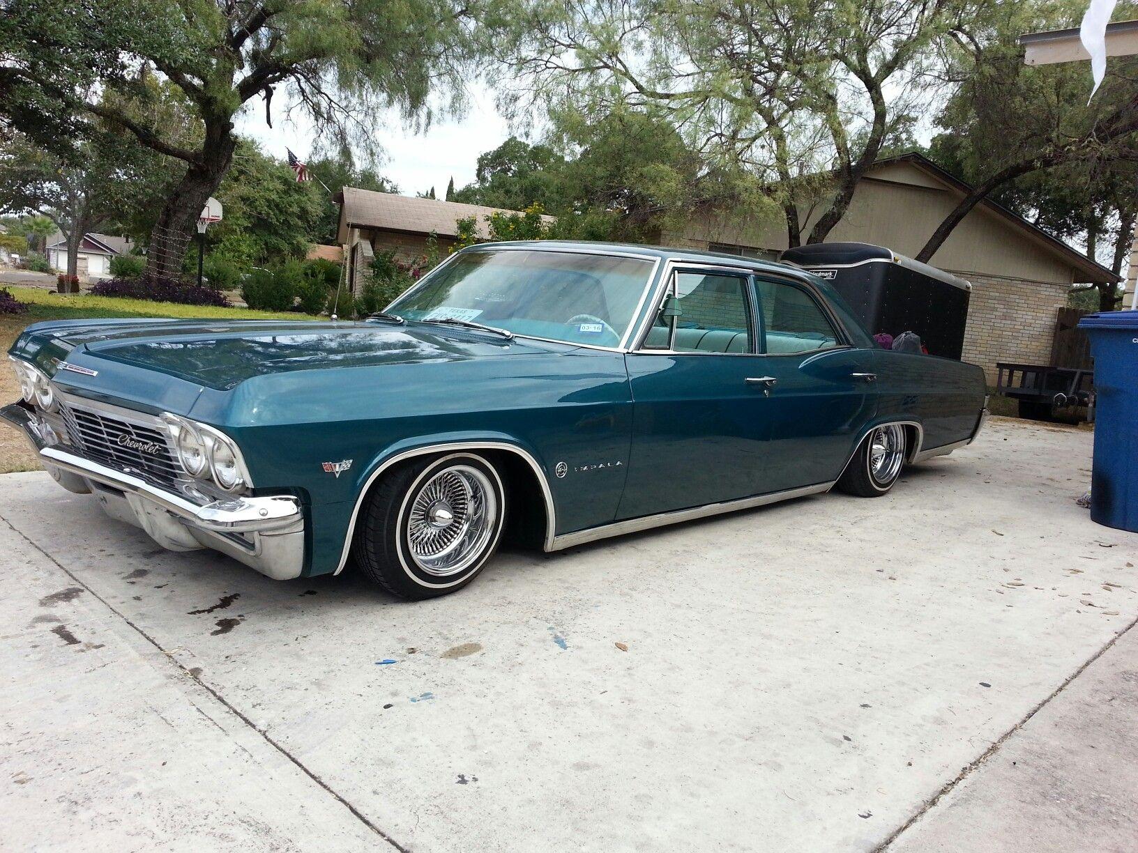 65 Impala Downtown San Antonio San Antonio San