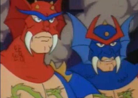 Double Dragon Cartoon Double Dragon Cartoon Tv Shows Double