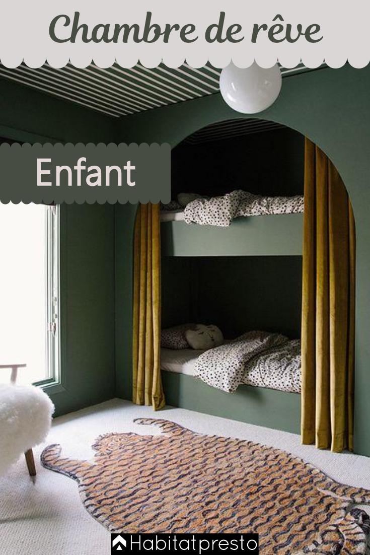 12 Idées de chambre originale pour enfant   Idée chambre, Idée ...