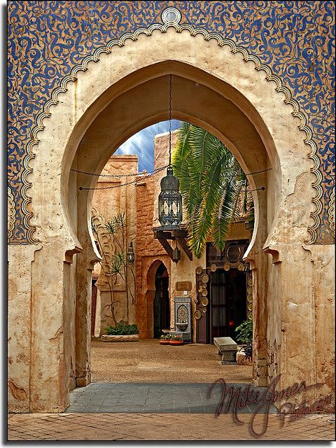What I Love Wednesday: Moroccan Interior Design