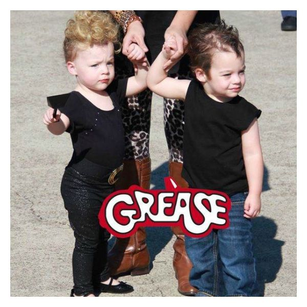 15 MUST SEE Halloween Costumes for Kids Costumes, Halloween - greaser halloween costume ideas