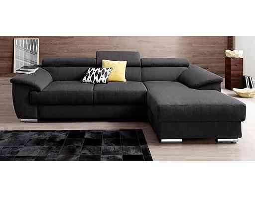 Places of Style Wohnlandschaft, wahlweise mit Bettfunktion - big sofa oder wohnlandschaft