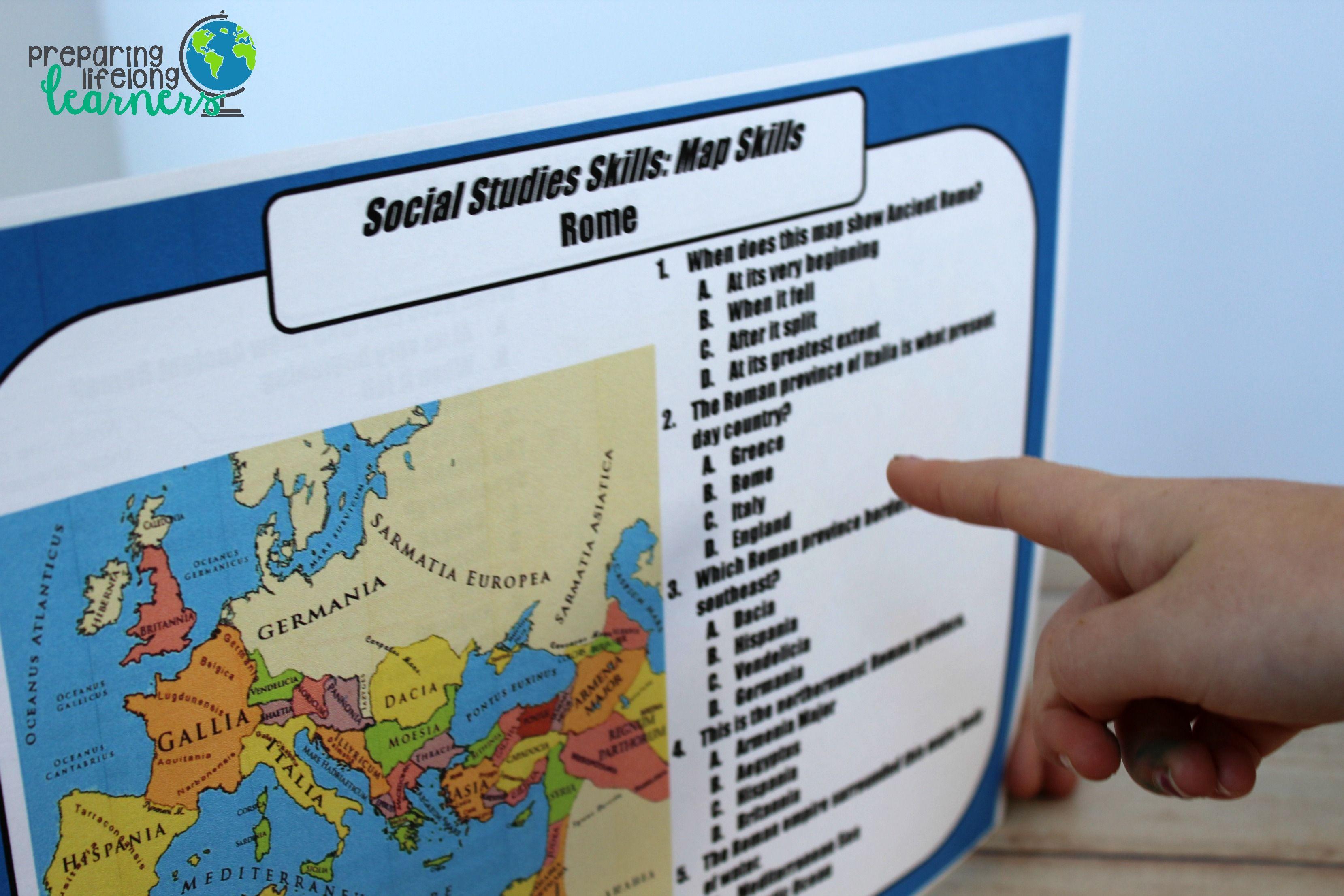 World History Student Atlas