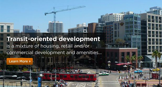Transit Oriented Development has the potential of being a major driver for Ohio's economy.