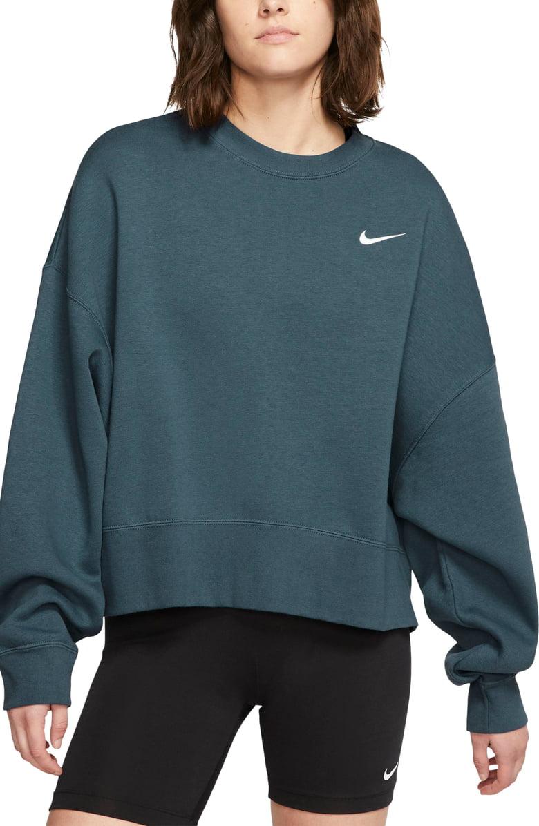 Nike Sportswear Crewneck Sweatshirt Nordstrom Nike Crewneck Sweatshirt Nike Women Sweatshirt Nike Dresses [ 1196 x 780 Pixel ]