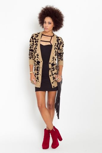I want this cardi
