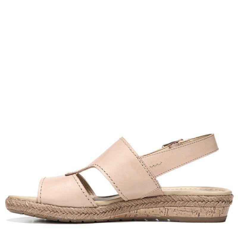 Naturalizer Women's Reese Narrow/Medium/Wide Espadrille Wedge Sandal