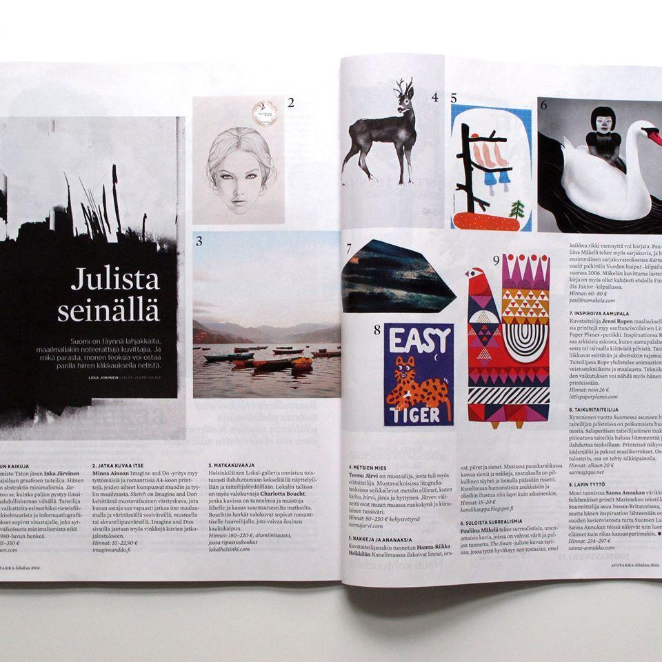 Avotakka magazine 10/2014
