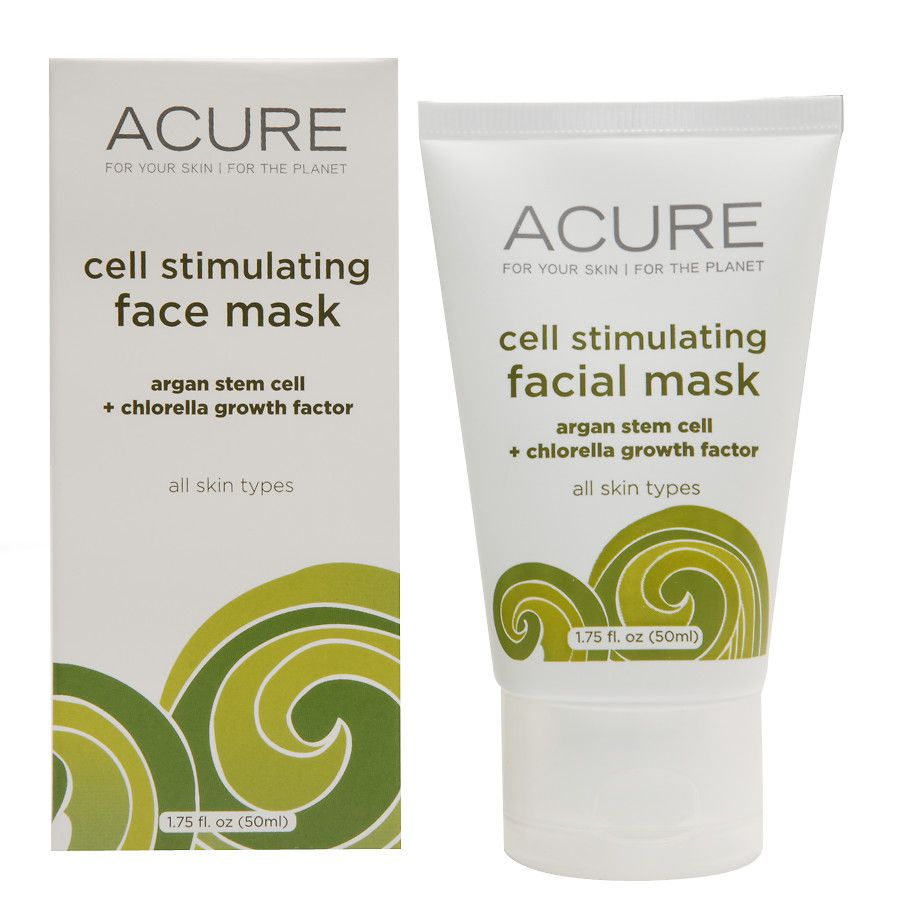 Acure OrganicsCell Stimulating Facial Mask At Walgreens
