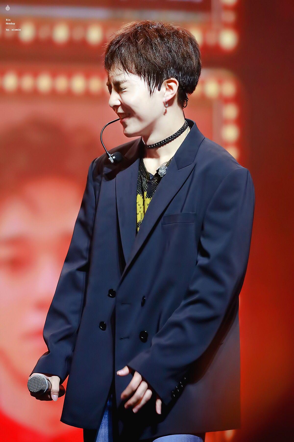 Xiumin Hq 180915 Music Bank In Berlin Exo Kim Minseok Kim Minseok Exo Exo Xiumin Kim Min Seok