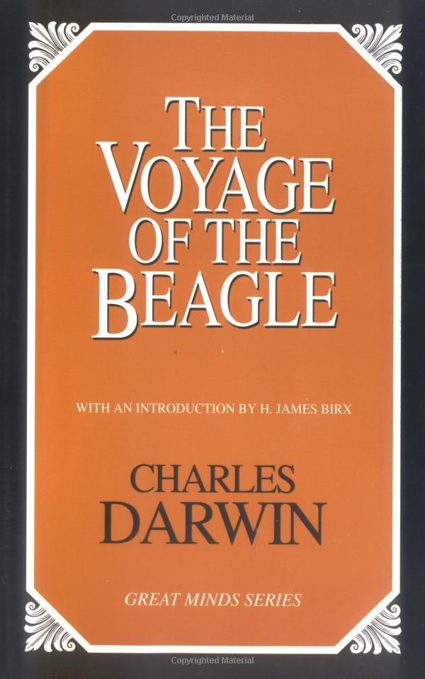 Amazon Com The Voyage Of The Beagle Adventure Classics