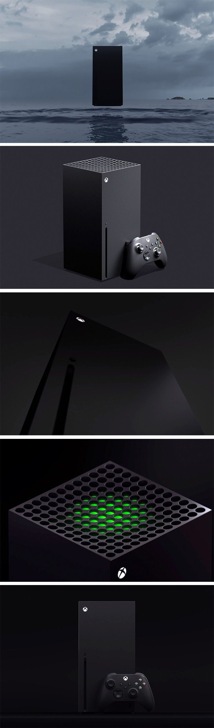 Xbox Series X Packs A Powerful Console Cool Electronics Black Box Innovation Technology