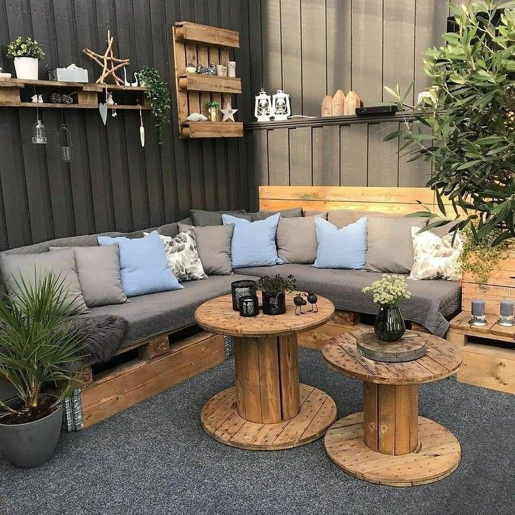 Inexpensive And Unique Diy Ideas With Pallets Pallet Furniture Outdoor Homemade Outdoor Furniture Pallet Furniture