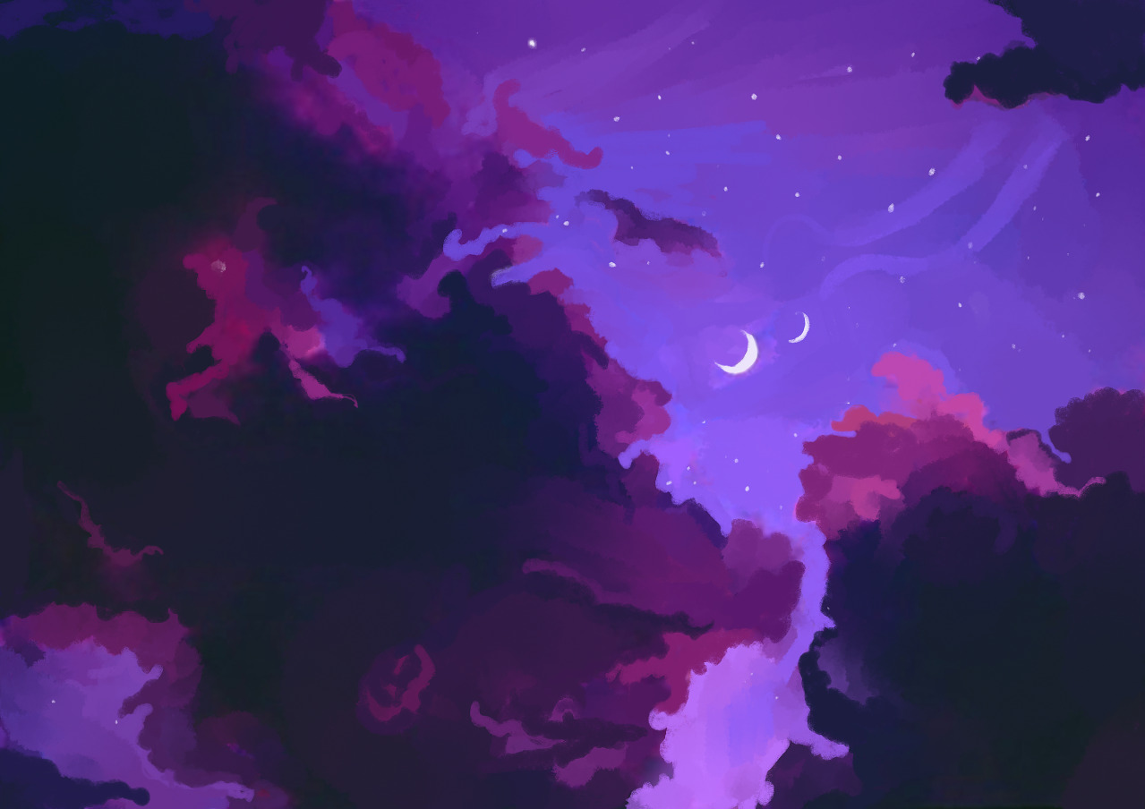 Anime Backgrounds Aesthetic Purple Hairstylesbycharmaine Hairstylesforblackwomen Hairstyleswithhea Dark Purple Aesthetic Violet Aesthetic Purple Aesthetic