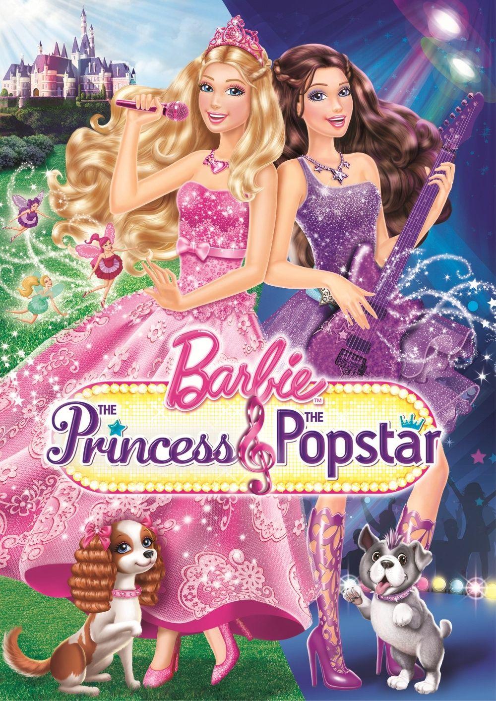 Les Photos De Barbie La Princesse Et La Popstar Cartoni E Film
