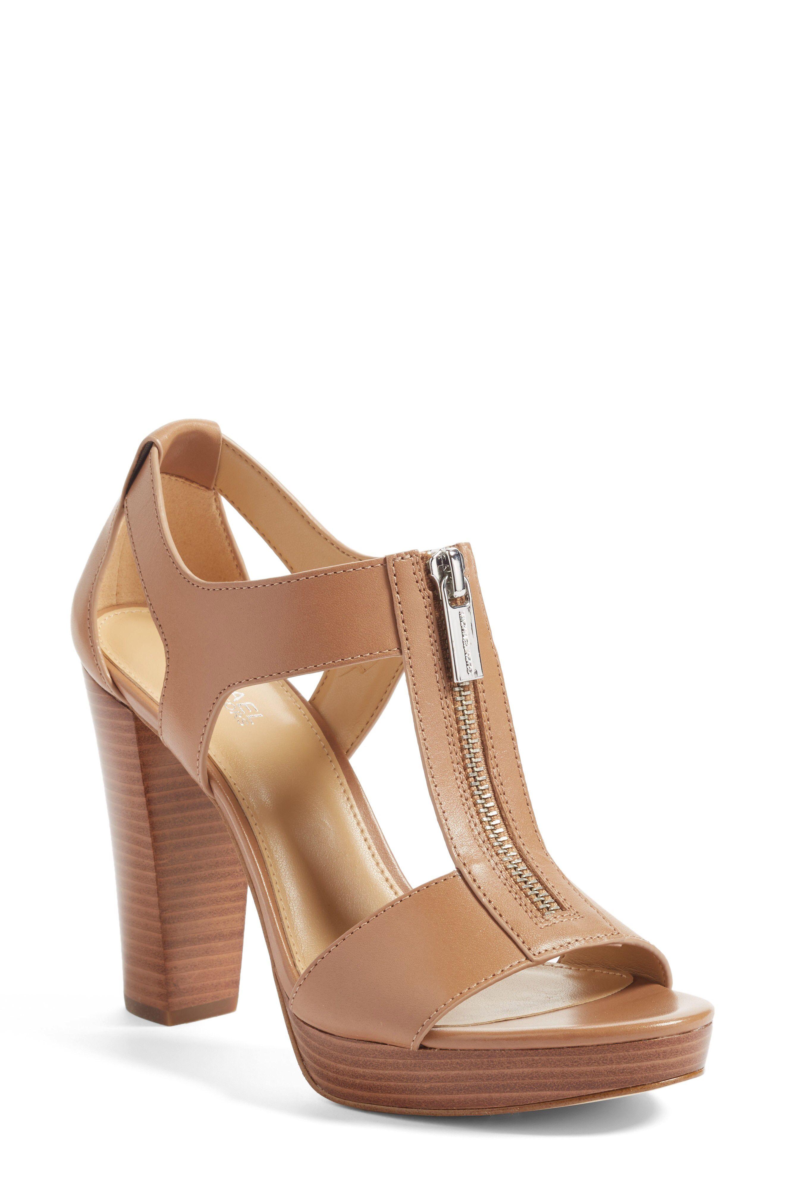 7e4d15e79915 MICHAEL Michael Kors  Berkley  T-Strap Sandal available at  Nordstrom  Women s Jelly