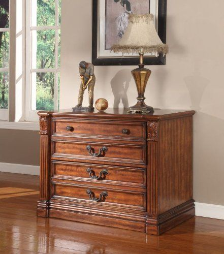 Parker House Furniture Grand Manor Granada Lateral File By Parker. $622.00.  Brand New From