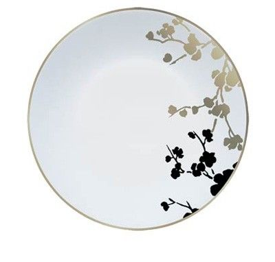Ombrages Dinner Plate by Raynaud at Tabula Tua