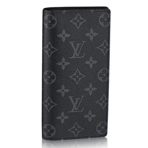 a6f7817e4613 Louis Vuitton Long Wallets 16-17AW Louis Vuitton Monogram Eclipse vertical long  wallet