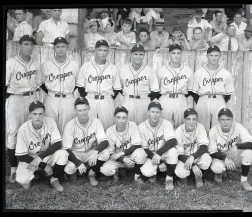 Little Bitty Burg Close To Shelbyville Ky Love This Photo From Kentucky Historical Society Digital Collection 1935 Cropper Ba Baseball Team Cusick Kentucky