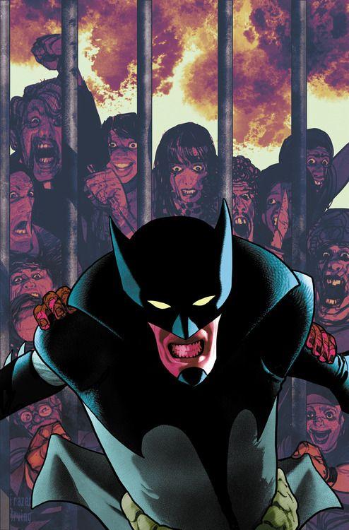 Batman Inc. by Frazer Irving