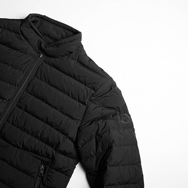6b2271e89 Feeling the #cold? Layer up in style with the @moncler Acorus Padded ...
