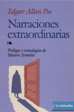 Narraciones Extraordinarias Epub Y Pdf Narraciones
