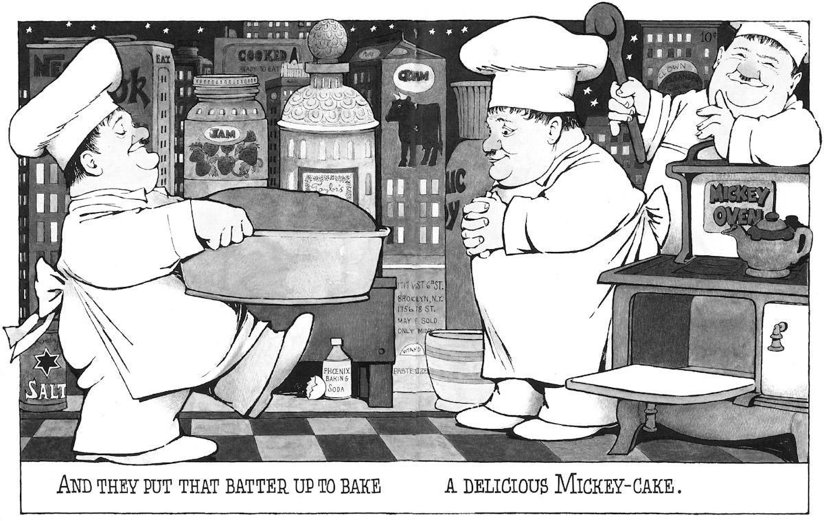 Maurice Sendak - In the Night Kitchen | Kitchen | Pinterest ...