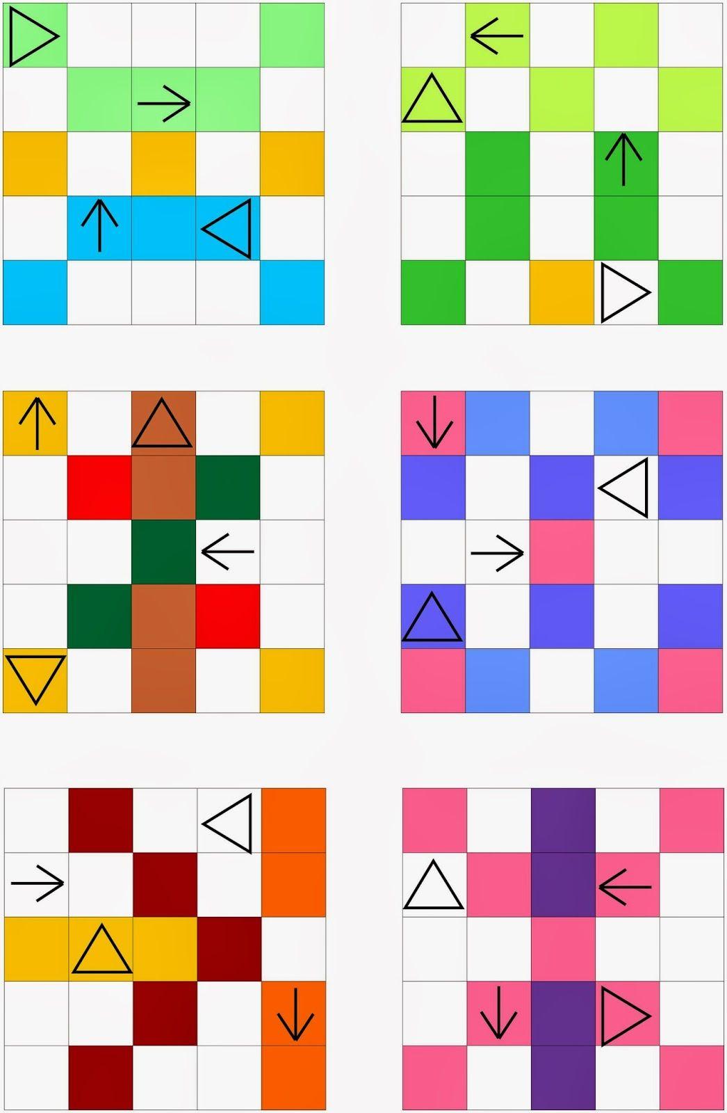 Muster spiegeln (1) | Muster, Schule und Arbeitsblätter