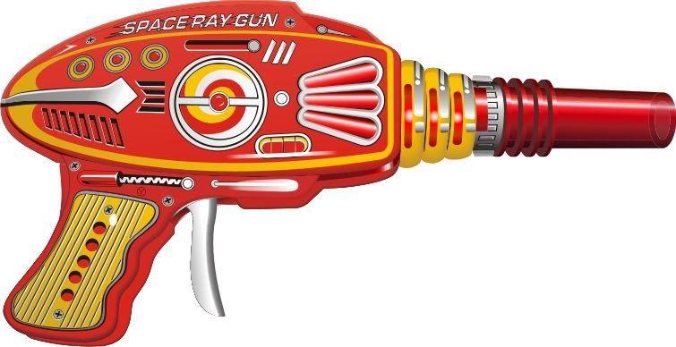 Pin On Laser Guns