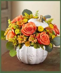 Arlington Florist Arlington Tx Flower Shop Erinn S Creations Florist In 2020 Fall Floral Fall Flowers White Pumpkins