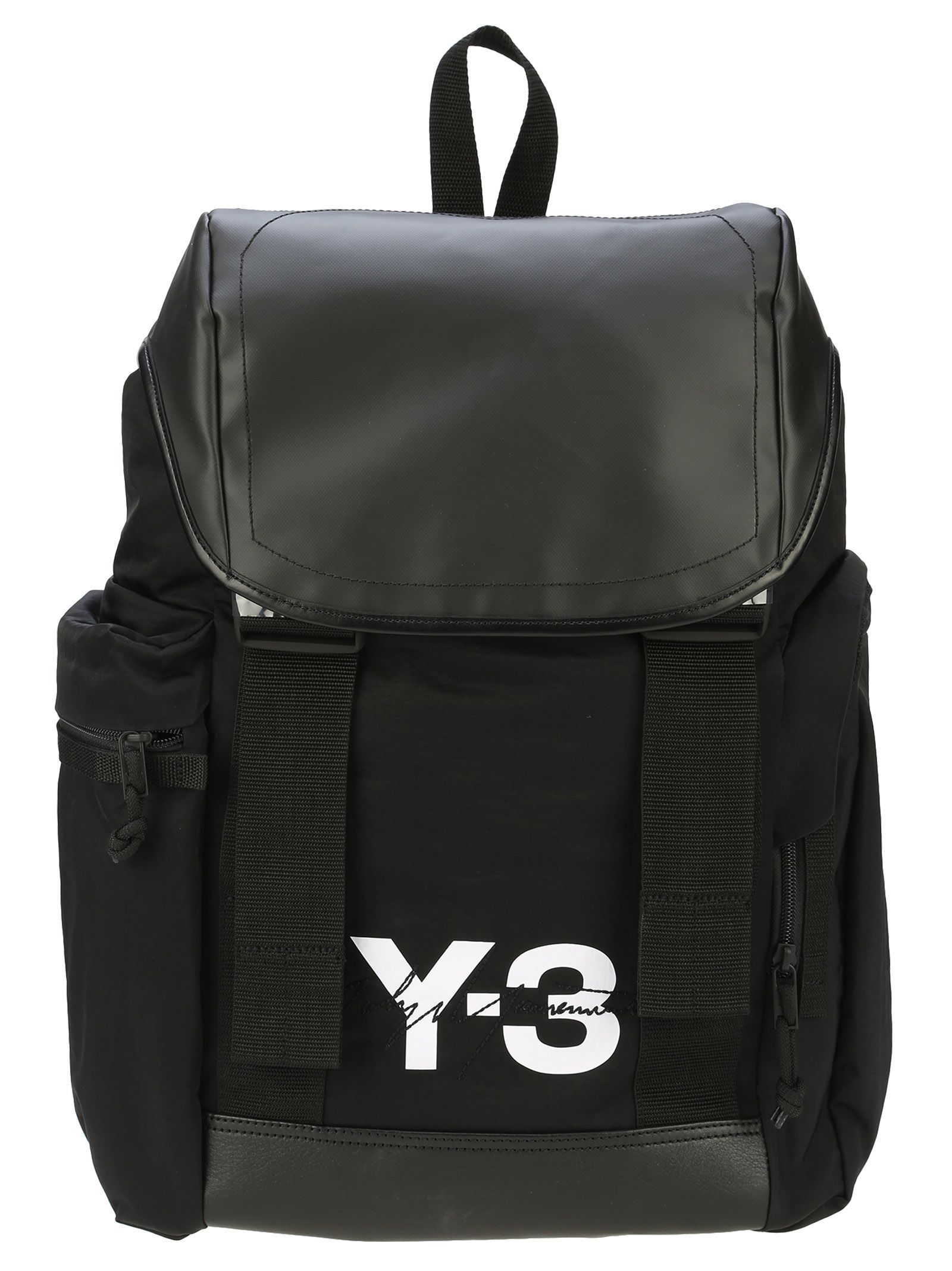 084eecea967 Y-3 ADIDAS Y3 BACKPACK. #y-3 #bags #nylon #backpacks # | Y-3 ...