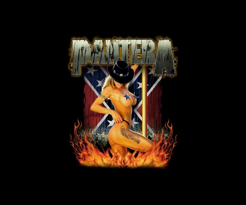 Pantera Wallpaper Download
