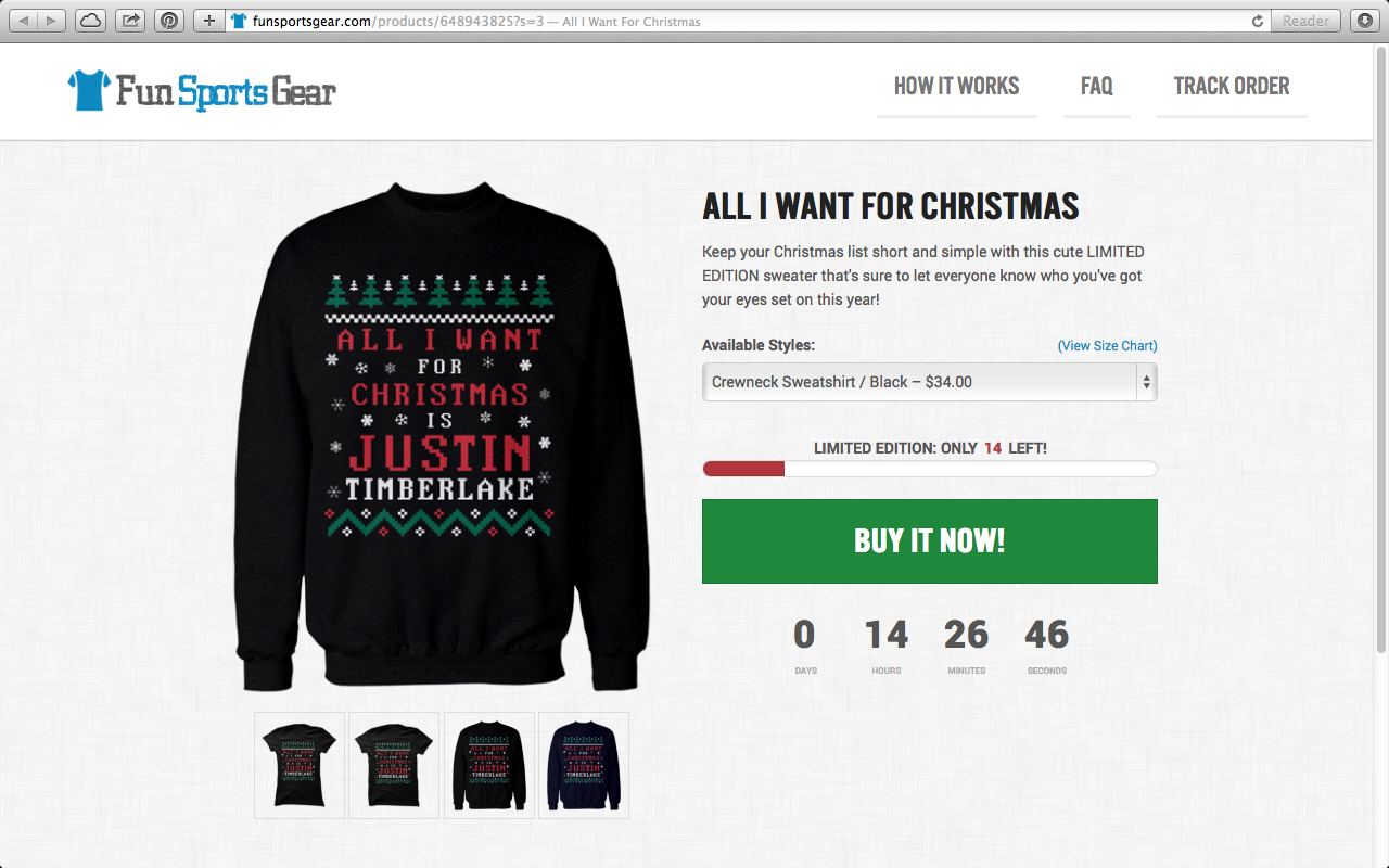All I Want For Christmas Is Justin Timberlake Sweater Http Funsportsgear Com Products 648943825 S 3 Sweaters Fun Sports All I Want