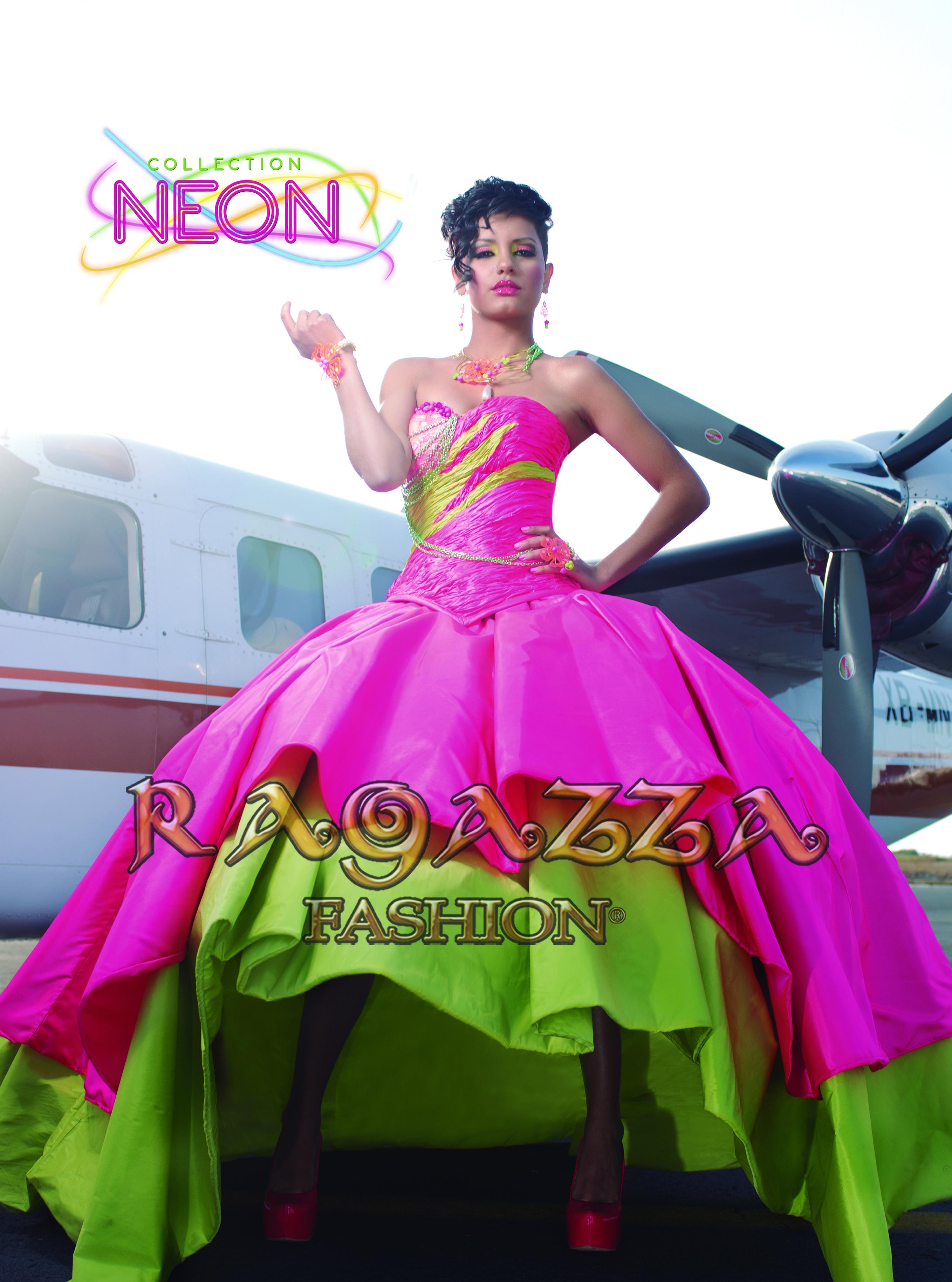 vestido Neon, Ragazza fashion | Vestidos de 15 años | Pinterest