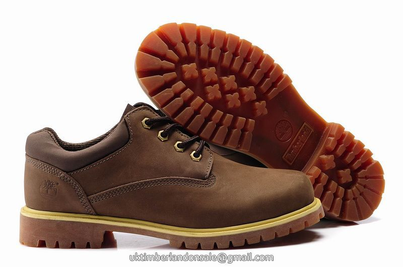 UK Timberland Women Waterproof Chukka Oxford Shoes Brown Online