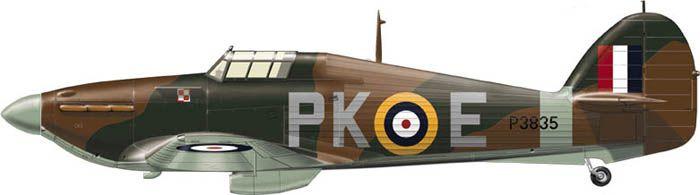 Hawker Hurricane 315 (Polish) Sqn 1941