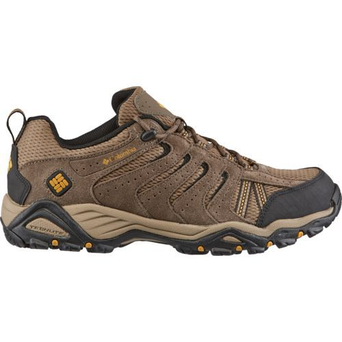 Columbia Sportswear Men's North Plains II Shoes Beige Or Khaki