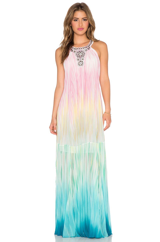 Bcbgmaxazria Chelsie Maxi Dress In Light Fuschia Combo At Revolveclothing Maxi Dress Dresses Womens Dresses [ 1450 x 960 Pixel ]