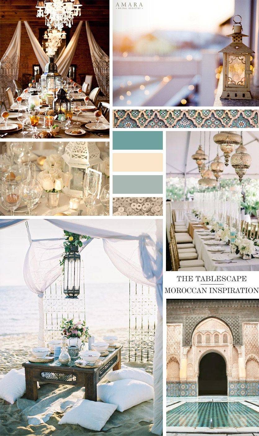 Moroccan Wedding Inspiration | Moroccan, Articles and Check