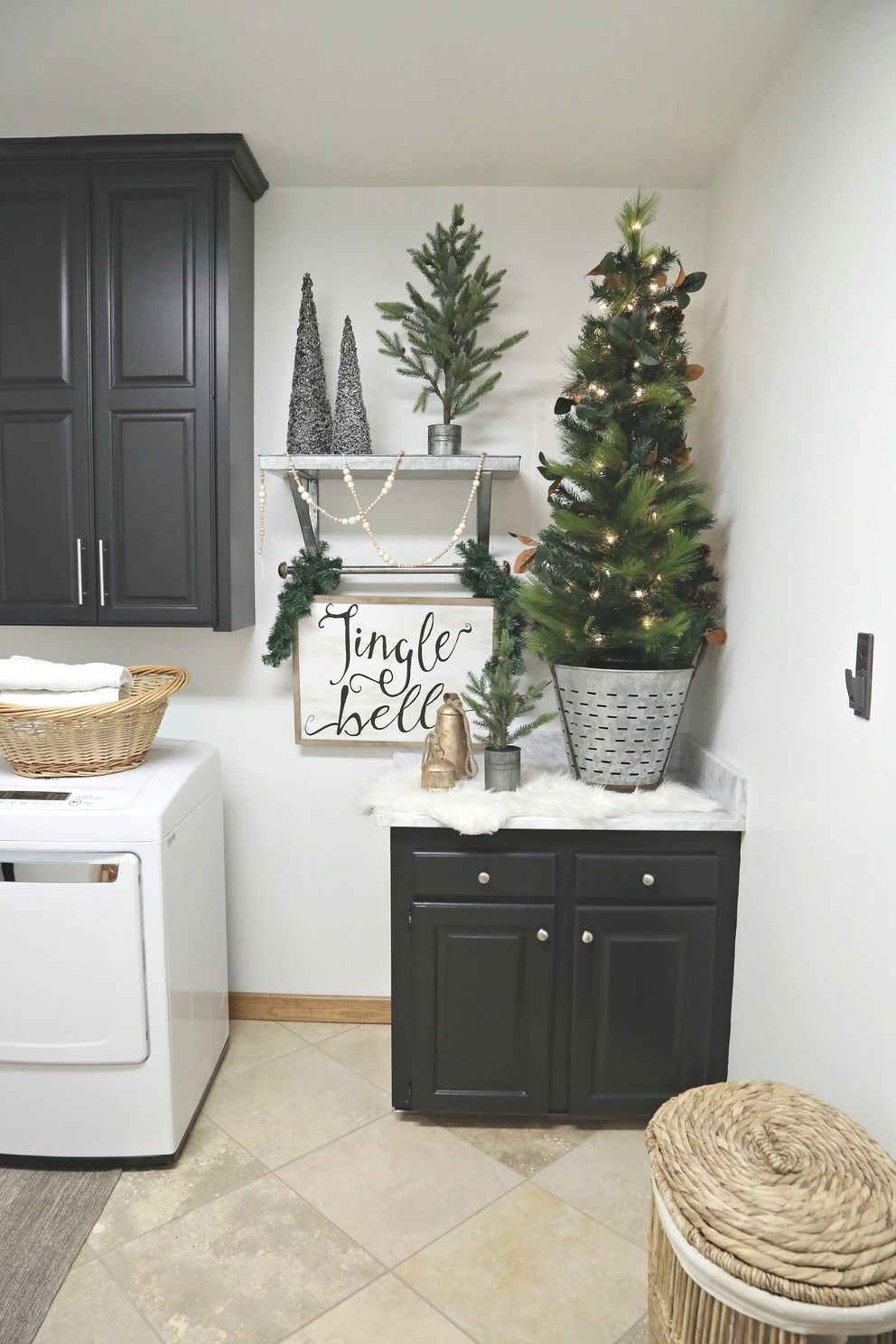 CASA Christmas Parade of Homes: Part 2 | Laundry rooms, Laundry and Room